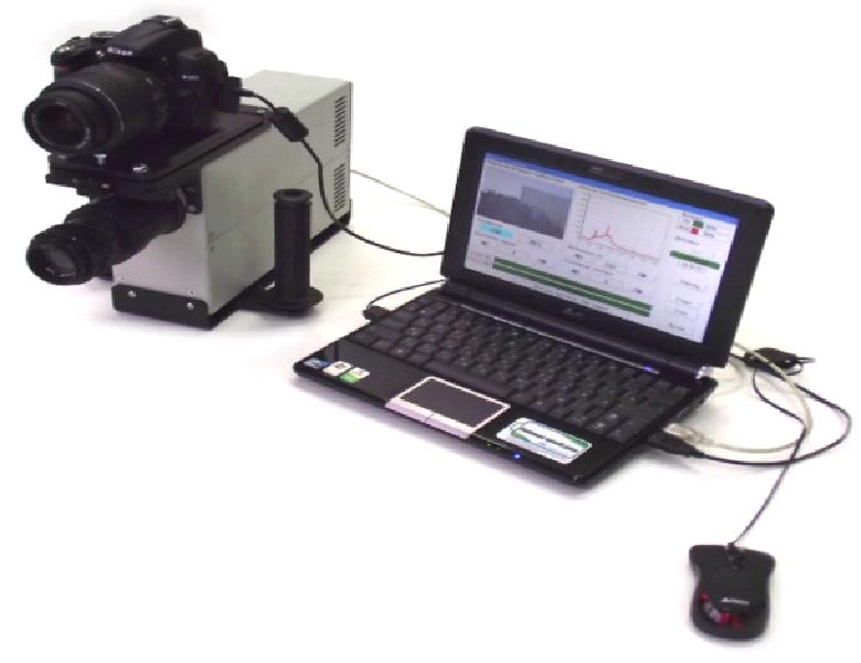 Фотоспектральная система ФСС-М1